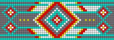 Alpha Friendship Bracelet Pattern #18928