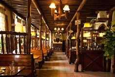 favorite restaurant in the world!  Szent Jupat, Budapest, Hungary http://www.stjupat.hu/etlaphidegmeleg-eng.htm