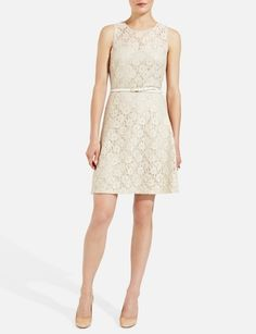 Love this lace dress...but it would probably look terrible on me.