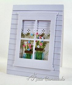 Another Window Card (KC Poppy Stamps Grand Madison Window)