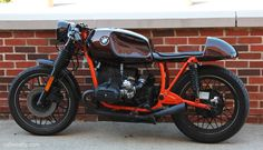 BMW Cafe Racer Airhead Glam | Cafe Matty