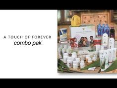 What is included in Forever Living Combo Pack? Touch of Forever! Ultra Combo, Dream Book, Forever Living Products, Product Offering, Live For Yourself, Aloe Vera, The Cure, Packing, Touch