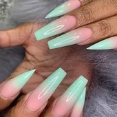 Want some ideas for wedding nail polish designs? This article is a collection of our favorite nail polish designs for your special day. Read for inspiration Nail Polish Designs, Acrylic Nail Designs, Acrylic Nails, Nails Design, Diy Nails, Cute Nails, Glam Nails, Stiletto Nails, Coffin Nails