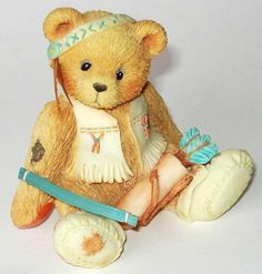 Heidi´s Cherished Teddies Galerie: WILLIE - Bears Of A Feather Stay Together (617164_op)