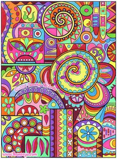 Art from Groovy Abstract Coloring Book by Thaneeya McArdle http://www.amazon.com/gp/product/1574219626/ref=as_li_tl?ie=UTF8&camp=1789&creative=390957&creativeASIN=1574219626&linkCode=as2&tag=arisfu-20&linkId=75HIPRTQIQAFXLZ2