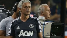 MANCHESTER UNITED SPORT NEWS: MOURINHO REFLECTS ON FINAL US GAME