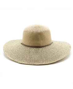 Yellow-Sun Hat Natural - Floppy Hat Big Sun Hat Summer hat