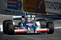 Patrick Tambay, McLaren-Ford M26, 1978 United States GP, Watkins Glen
