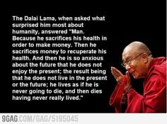 Wise words for a wise man