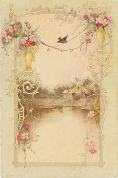 Decoupage Vintage, Éphémères Vintage, Images Vintage, Vintage Labels, Vintage Ephemera, Vintage Pictures, Vintage Cards, Vintage Paper, Vintage Postcards