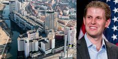 Trump Junior wird Großinvestor in Hannover  (dfna) Die Nachricht schlug in Hannover ein wie eine Bombe: Eric Trump wird wohl der neue, lange gesuchte Großinvestor des hannoverschen Ihme-Zentrums. Das gab der New Yorker Immobilienspekulant un...