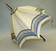 Parasol    Date:      1920–39  Culture:      American or European from the Met