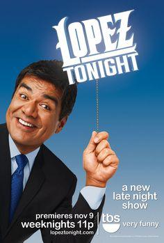 LOPEZ TONIGHT!