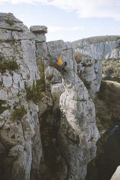 I'd love to climb that!