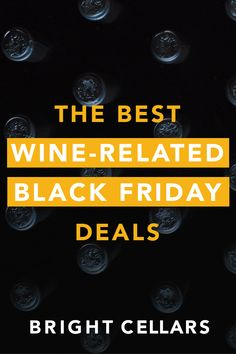 Looking to stock up on your wine gadgets this year? Here are some wine Black Friday deals that make perfect gifts for someone else or yourself! Stemless Wine Glasses, Champagne Glasses, Small Wine Racks, Bright Cellars, Wine Games, Wine Opener Set, Need Wine, Electric Wine Opener, Wine Guide
