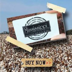 Need a last minute gift? Buy an eGift Card Now for Guaranteed Christmas Delivery at www.TheMississippiGiftCompany.com/egift-card.aspx