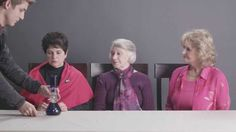 The new ladies' high tea! Grandmas Smoking Weed for the First Time (Condensed Version)