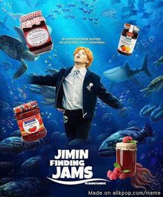 Jimin finding jams | Cr.:owner