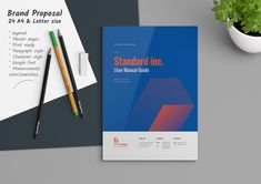 Crafted stock design with video, code, themes, images, templates and unlimited download monthly or yearly subscription!! Google Fonts, Yearly, Business Brochure, Letter Size, Brochure Design, Coding, Branding, Graphic Design, Templates