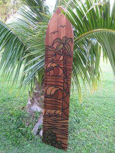heather brown, surfboard
