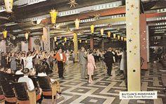 Butlins Minehead - Old Tyme Ballroom Butlins Holidays, Uk Time, Camps, Best Memories, Vintage Postcards, My Childhood, Nostalgia, Lounges, Retro