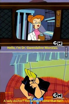 Why I miss the humor of the Cartoon Network of old.