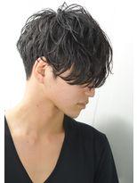 2019年春 メンズ ショート 束感の髪型 ヘアアレンジ 人気順 5