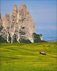 ITALIA - Alpi di Siusi - Punta Santner da Luigi Alesi