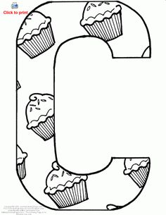 Google Image Result for http://www.activitycoloringpages.com/ColoringPages/Images/Alphabet/LetterC-cupcakes500.gif
