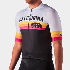 The Rincon men's cycling jersey is our most popular racing jersey. The body of this jersey is very breathable and snug, allowing the fabric to grab moisture quickly and immediately wick it into the ai