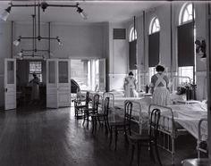 Public Ward, North or South Pavilion, University of Virginia Hospital, circa 1920