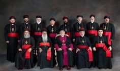 The 14th Holy Synod of the Assyrian Church of the East, conveyed under his holiness Mar Dinkha IV, Catholicos Patriarch.