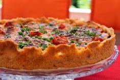 Kakkuviikarin vispailuja!: Tacopiirakka Pie Recipes, Healthy Recipes, Healthy Food, Savoury Baking, Savory Snacks, Tex Mex, Quiche, Bakery, Good Food