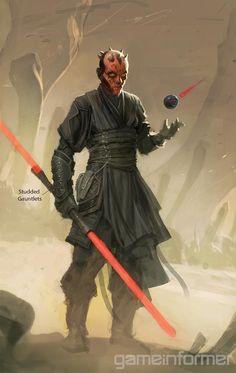 Star Wars: Darth Maul Game