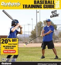 780fdf13a3 Dunham's Sports Digital Baseball Training Guide 2/28-3/28 Dunham Sports,