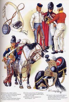 """""""Royal North British Dragoons"""" e…"""