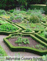 Irish garden  Beautiful!