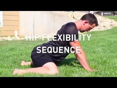 Stretch Routine for Hip Mobility & Flexibility - YouTube