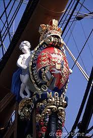 HMS Victory figurehead