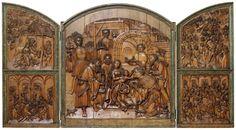 Flügelaltar (Oberrhein, 1516, Museum Kunstpalast, Düsseldorf)