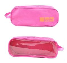 Travel Waterproof Shoes Covers with Zipper Storage Bag Home Multi-purpose Case