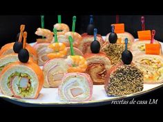 Hors D'oeuvres, Caramel Apples, Finger Foods, Catering, Sushi, Buffet, Food And Drink, Appetizers, Cooking Recipes