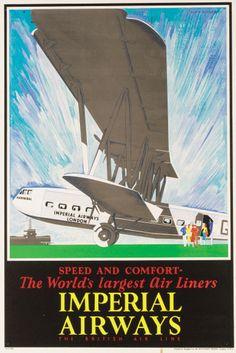 Imperial Airways - 1932 - (Alan Rogers) -