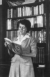 Enid Blyton - Creator of Noddy and Big Ears. She also let us tag along on the many adventures of the Famous Five and the Secret Seven.