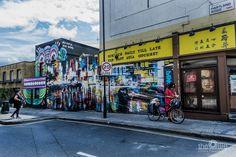 STREET ART Dan Kitchener, Amara Por Dios