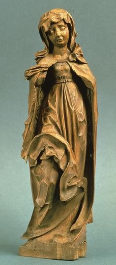 Tilman Riemenschneider . Mourning Virgin.  c. 1500. The Cleveland Museum of Art. Cleveland, Ohio. The Metropolitan Museum of Art. 3 February. 2010, .