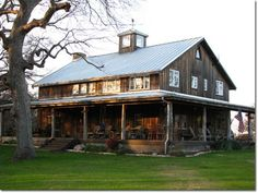 *Barn house...Sweet