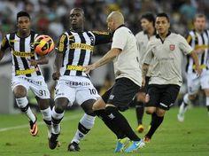 Seedorf (Botafogo) 3x2 Vasco da Gama - Brazilian Championship 2013