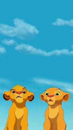 Iphone Wallpaper Disney Characters- The Lion King 1 The Lion King, Disney Lion King, Nala Lion King, Lion King Original, Cartoon Wallpaper Iphone, Disney Phone Wallpaper, Disney Phone Backgrounds, Iphone Cartoon, Art Disney
