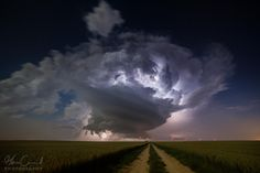 Photo Champagne supercell par Max Conrad on 500px